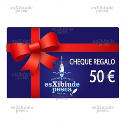 Cheque Regalo 50