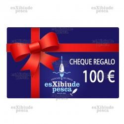 Cheque Regalo 100